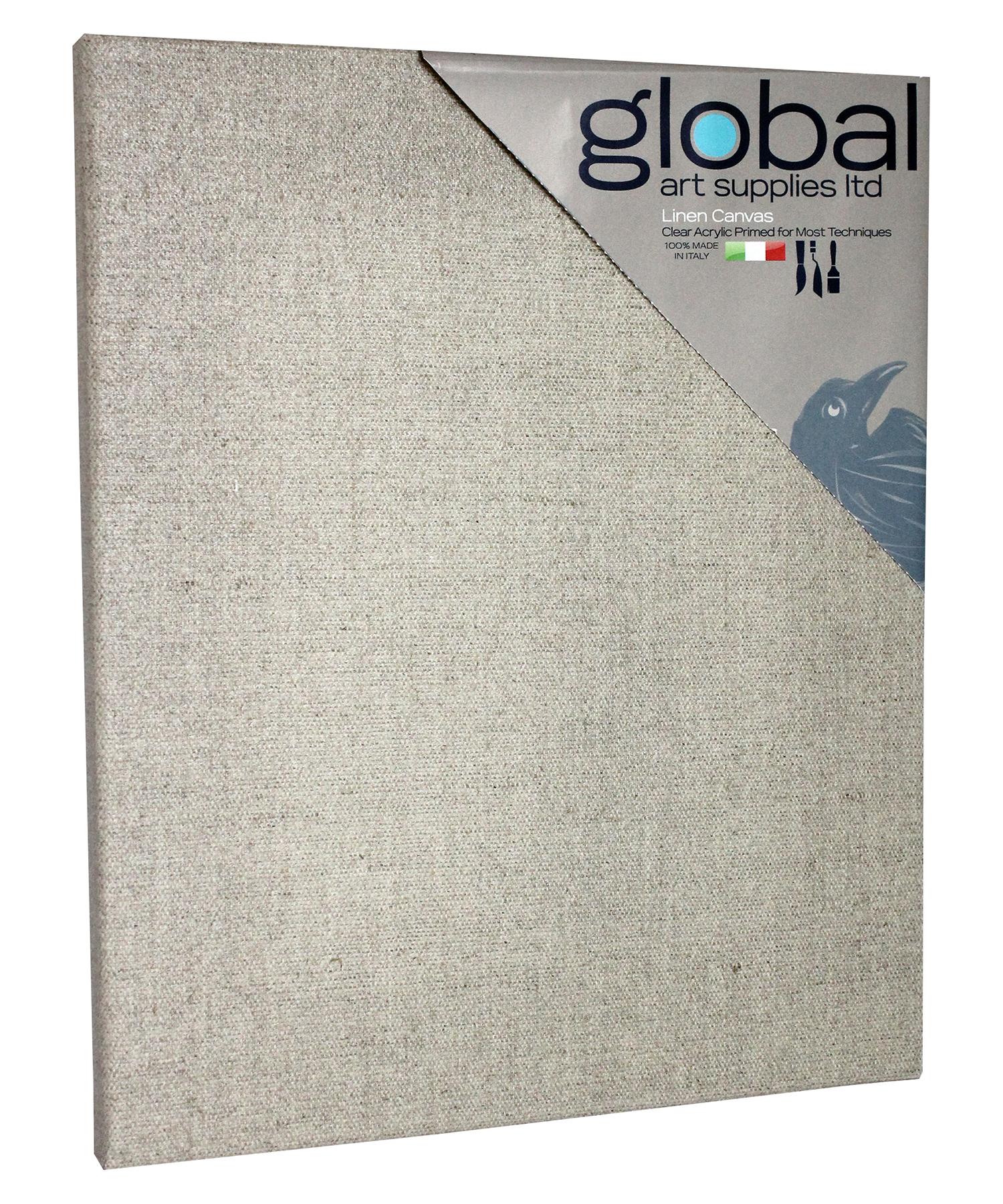 Clear Primed Linen