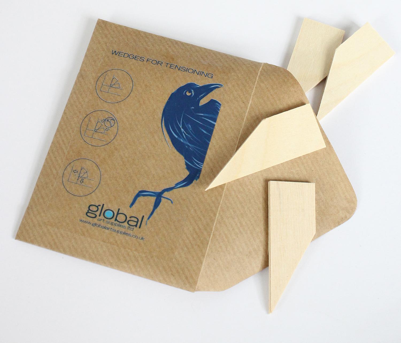 Wedge envelope