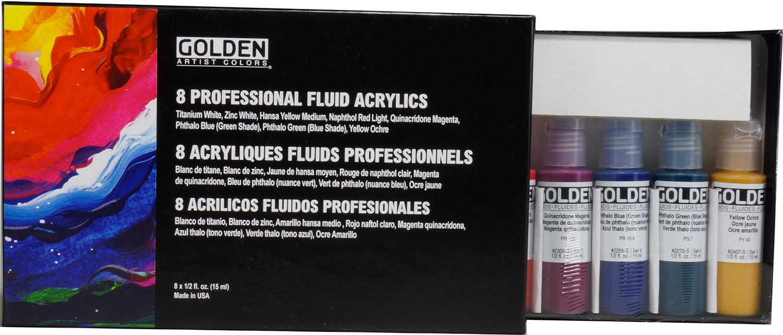 Fluid Set 0918