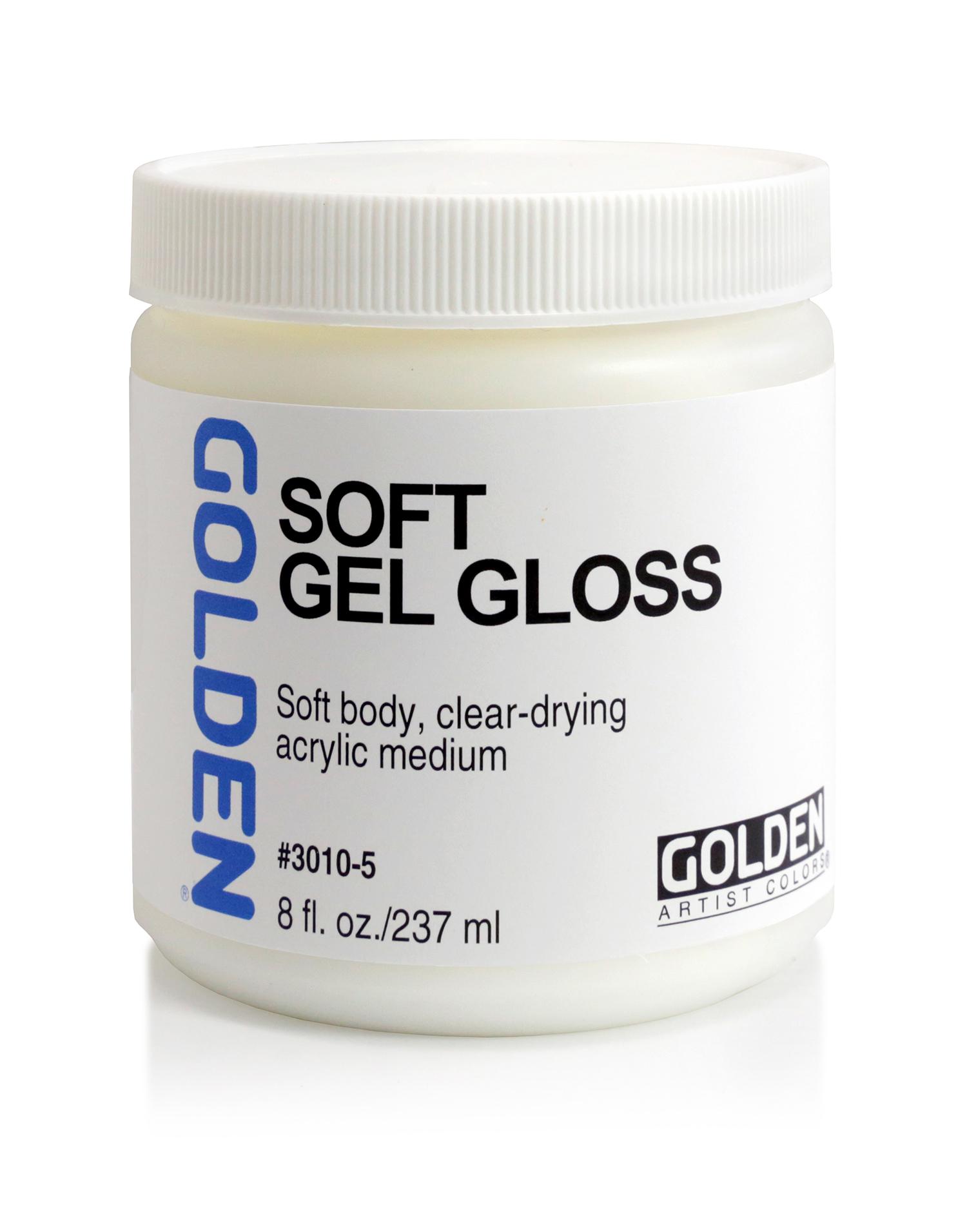 Gel 237ml Soft Gel Gloss