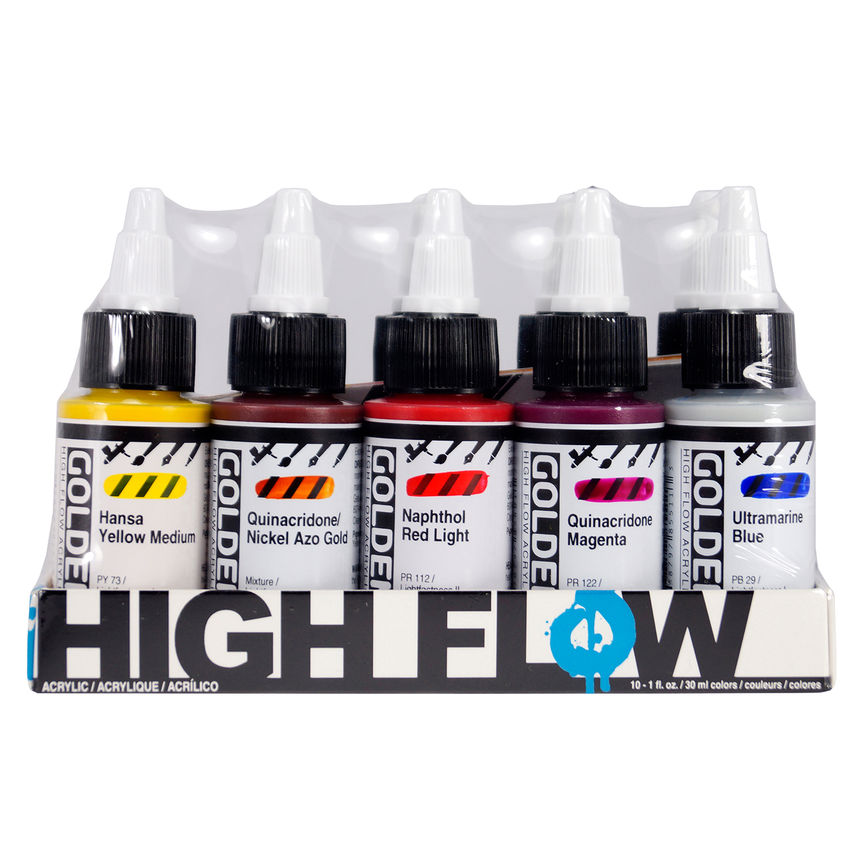 High Flow Set 0953
