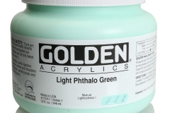 946ml Light Phthalo Green