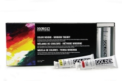 GOLDEN Color Mixing Set - Modern Theory