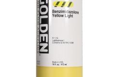 High Flow 473ml Benzimidazolone Yellow_Light