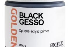 Black Gesso 473ml