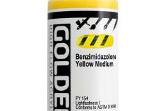 High Flow 118ml Benzimidazolone Yellow_Medium
