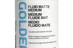 Medium 946ml Fluid Matte Medium