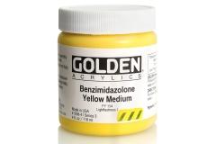 119ml Benzimidazolone Yellow Medium