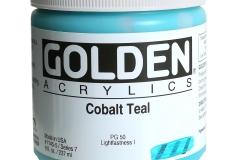236ml Cobalt Teal