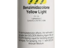 Fluid 237ml Benzimidazolone Yellow Light