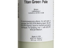 Fluid 473ml Titan Green Pale