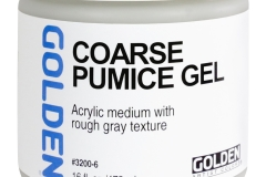 Gel 473ml Coarse Pumice Gel