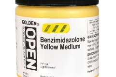 Open 236ml Benzimidazolone Yellow Medium