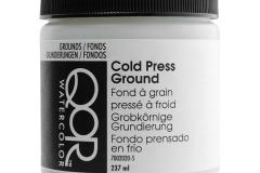 Cold Press Ground