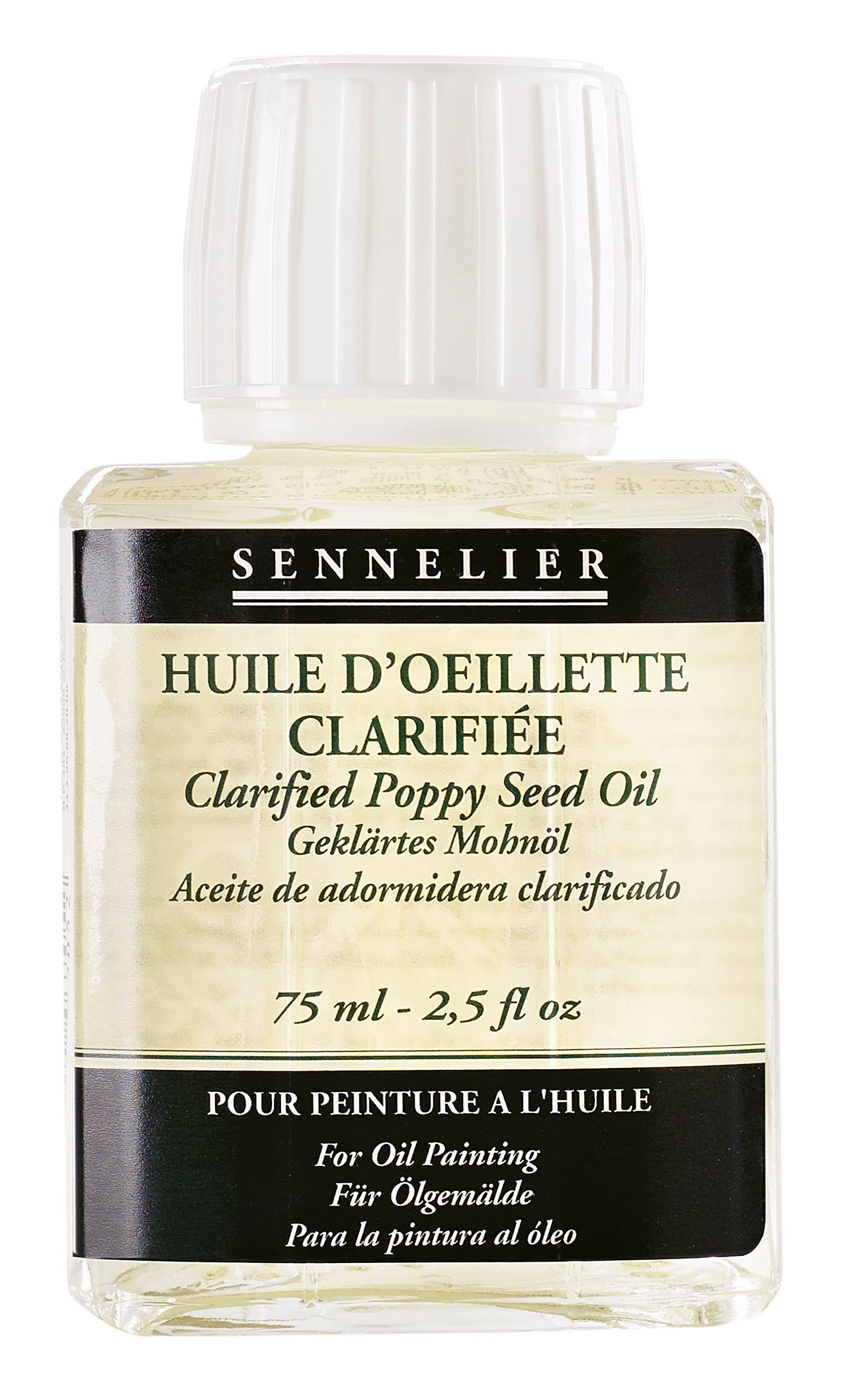 75ml Poppy Oil
