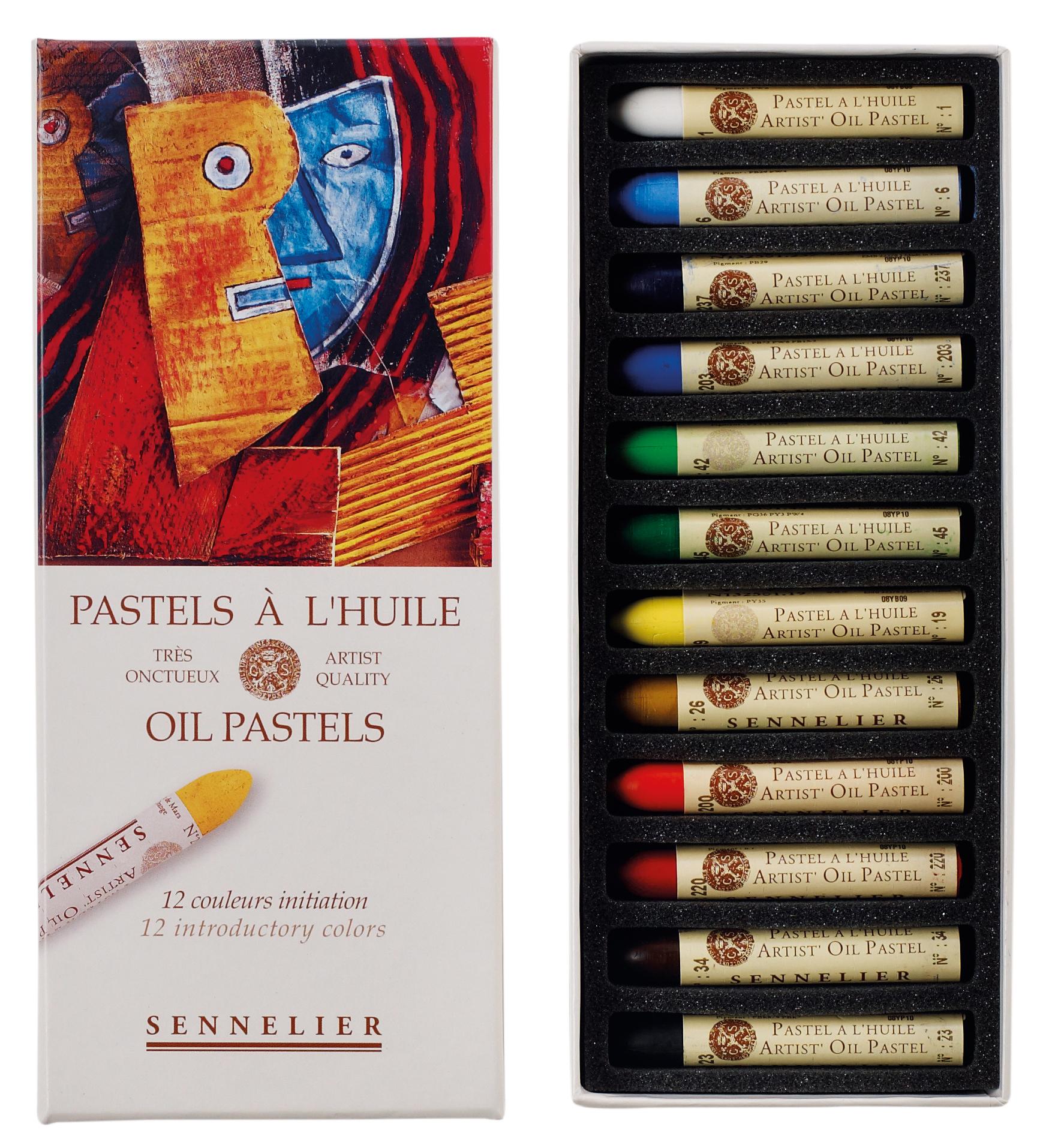 Oil Pastel Set 132520-120