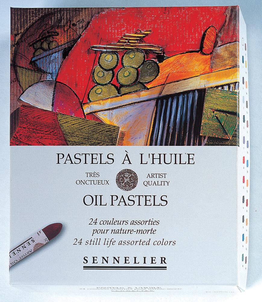 Oil Pastel Set 132520-242
