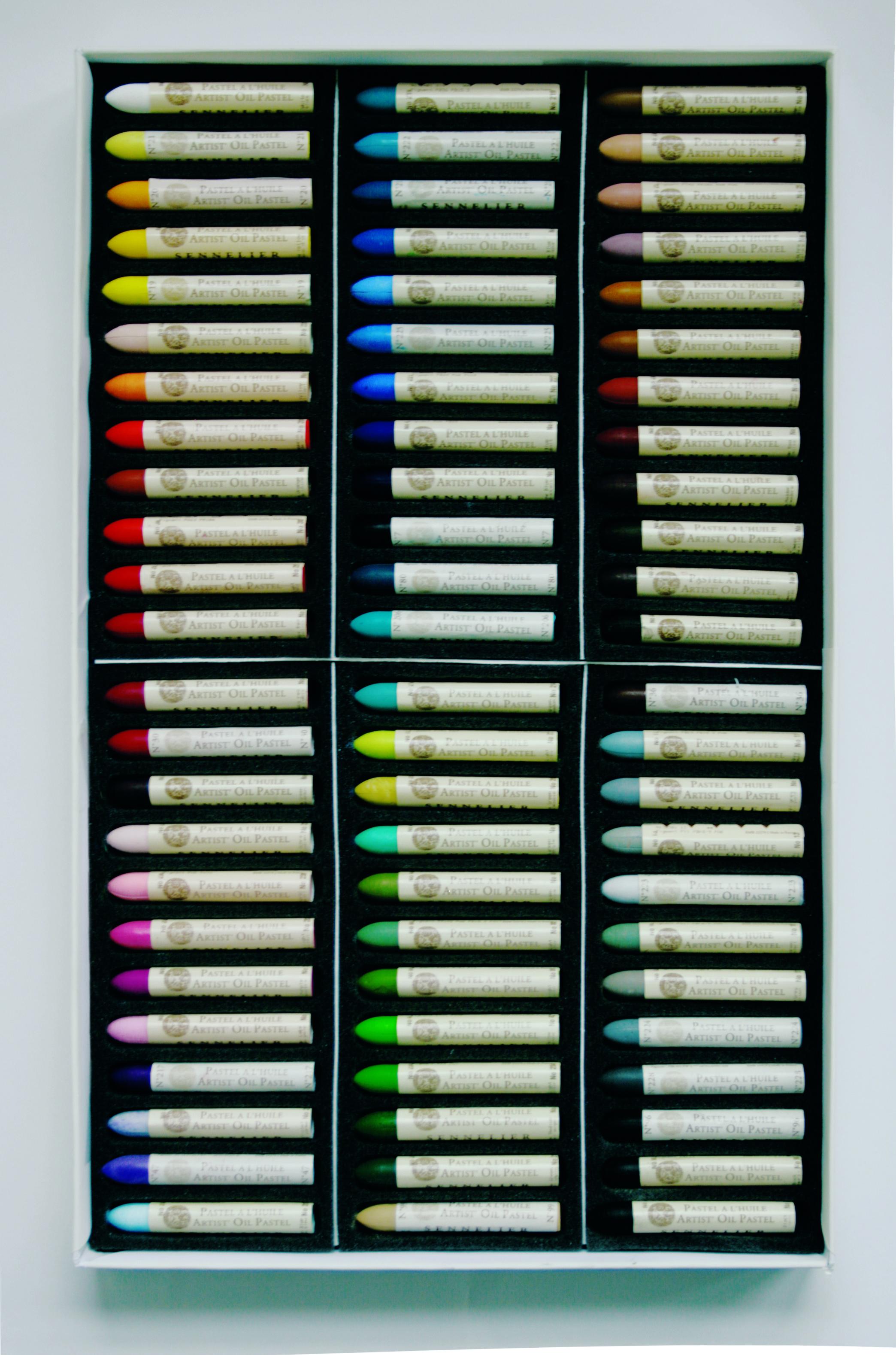 Oil Pastel Set 132520-720