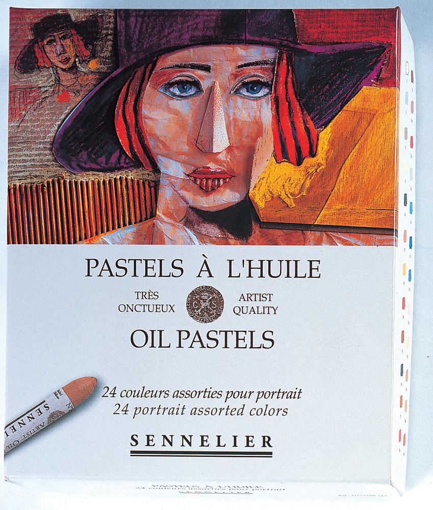 Oil Pastel Set 135520-242