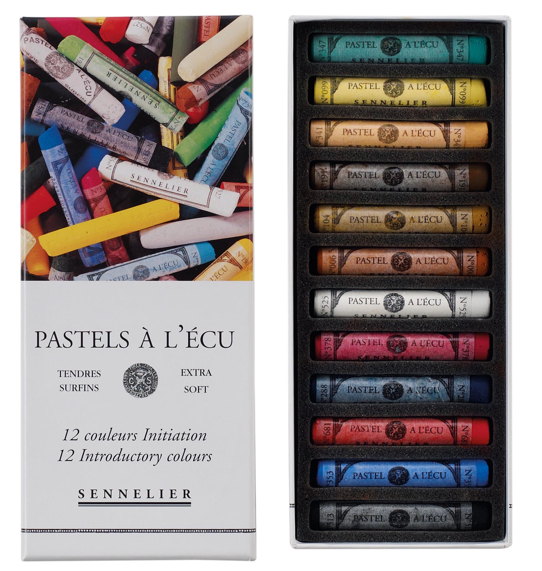 Pastel Set 132220