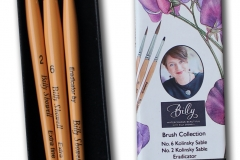 Billy Sheowell Brush Set