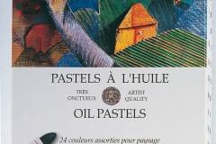 Oil Pastel Set 132520-241