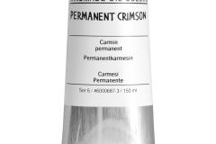 150ml Permanent Crimson